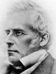 A public domain picture of J.N. Darby